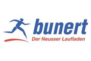 bunert - Der Neusser Laufladen, Sponsor Citylauf Grevenbroich